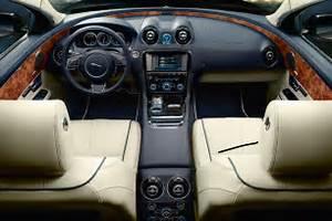Jaguar xj interior Its My Car Club