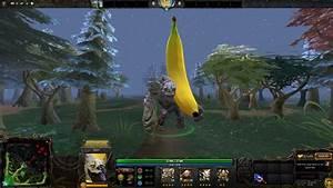 Tiny Banana Dota 2 Skin Mods