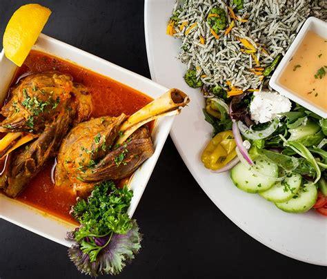 Persian Room Fine Dining Scottsdale Az