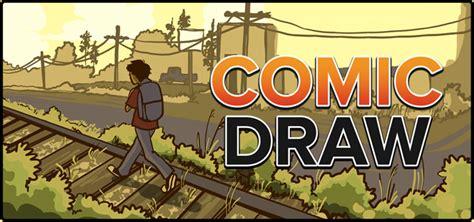 comic draw  ipad plasqcom