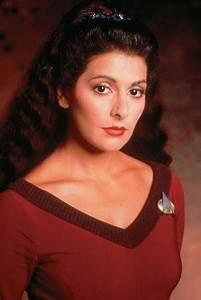 Star Trek: The Next Generation...Marina Sirtis as ...