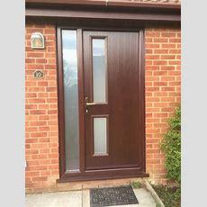 Upvc Entry Doors  Integra Windows