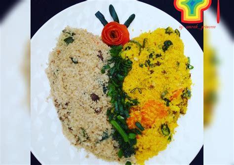 Dambun shinkafa with peppered fish. Dambun Shinkafa : How To Make Dambun Shinkafa Top Nigerian ...