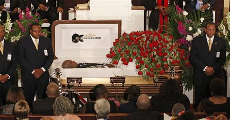 Blues Legend B.b. King Laid To Rest In Mississippi