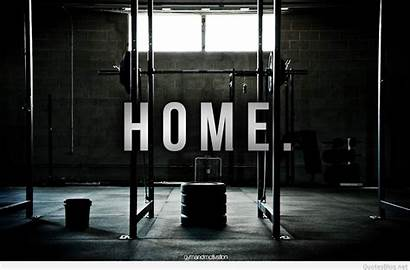 Quotes Motivational Workout Gym Wallpapers Sayings Powerlifting