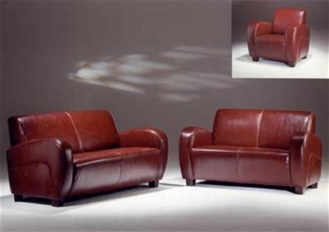 salon canapé cuir complet salon cuir complet 1 canape santos 2 5 places 1 c