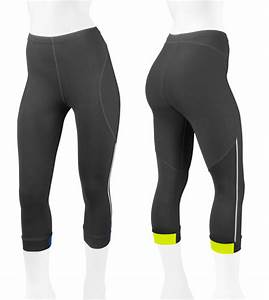 What To Wear Running In Cold Weather Chart Women 39 S Spandex Capri Pants Ideal For Running Yoga