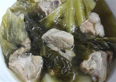 • 1/2 kg bakut • 1 bungkus sayur asin • 1 bongkol. Resep Bakut Sayur Asin oleh SiangYin - Cookpad