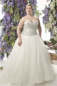 new super blingy plus size ballgown wedding dress With super plus size wedding dresses