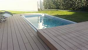Piscine Sans Permis : piscine morbihan arzal pont chateau presqu 39 le de rhuys ~ Melissatoandfro.com Idées de Décoration