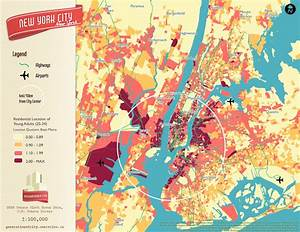 Map This  7 Cool New York City Maps To Teach You Something