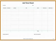Time Sheet Template Excel Free Excel Time Sheet Template