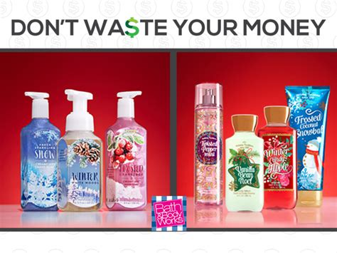 bed bath and body works bath body works free item with any 10 purchase dwym