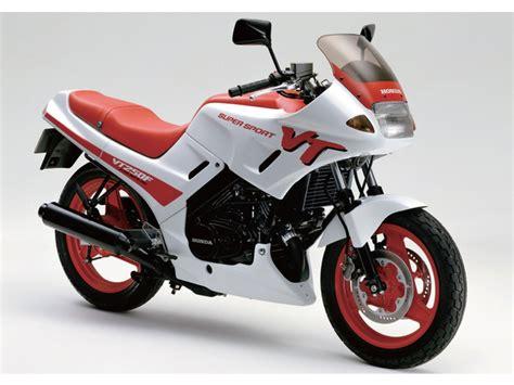 honda vt250f integra parts and technical specifications