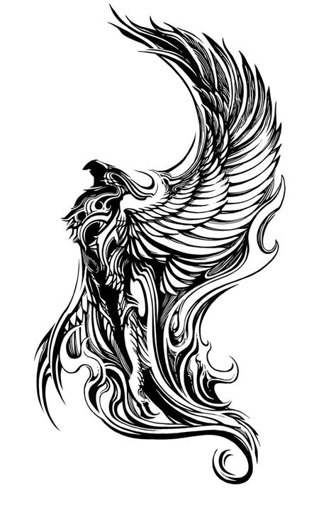 Phoenix Tattoos Designs, Ideas and Meaning | Tattoos For You