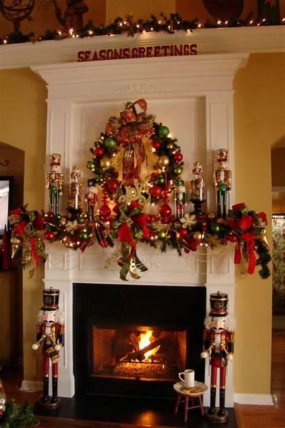 Christmas Decorations Traditional Amazing Nutcracker Mantle Decoration