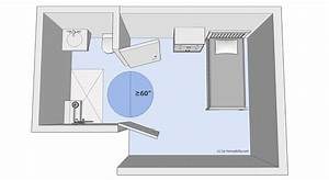 """""""Clear Floor Space"""" Guidelines for Accessible Bathrooms"""
