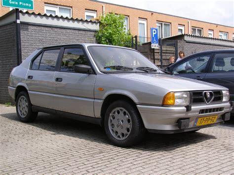 Alfa Romeo 33 15 Qv 5 Door Hatchback 1983 Until 1986 1985