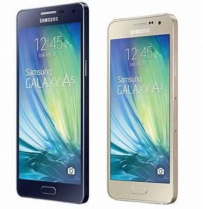 Partage De Connexion Samsung A5 : smartphones samsung galaxy a3 galaxy a5 disponibles en france ~ Medecine-chirurgie-esthetiques.com Avis de Voitures