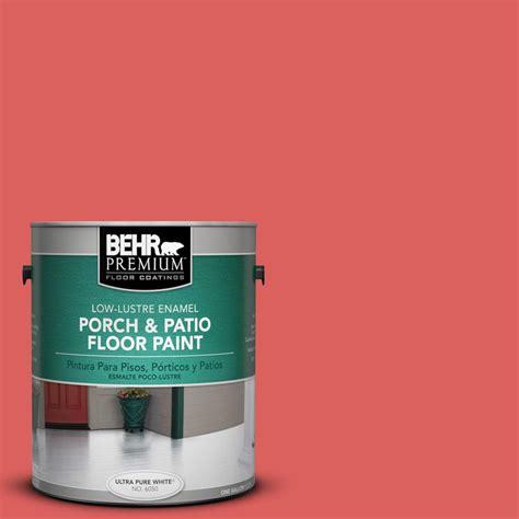 behr premium 1 gal p170 5 low lustre porch and