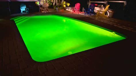 Color Splash Pool Light by Color 00cc00 Design Collection Dutchglow Org