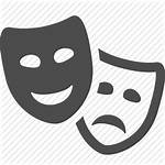 Drama Transparent Traitor Role Icon Masks Icons