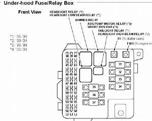 33 Mack Ch613 Fuse Panel Diagram