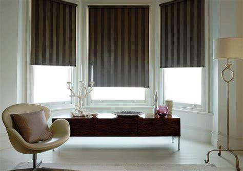 HD wallpapers bay window roller blinds