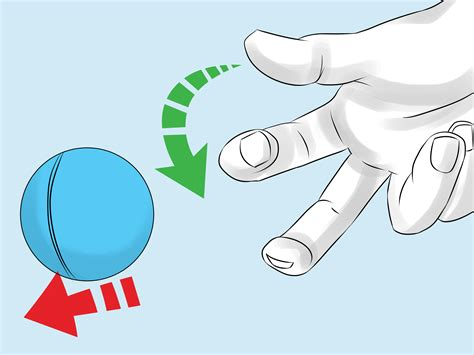grip  ball  bowl offspin  steps wikihow