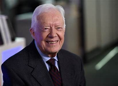 Carter Jimmy President Trump Oldest Law International