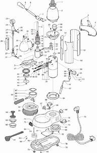 3208 Parts Exploded Diagram