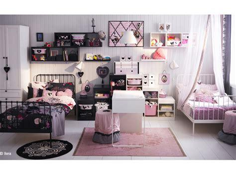 amenager chambre pour 2 filles decoration chambre pour 2 filles visuel 6