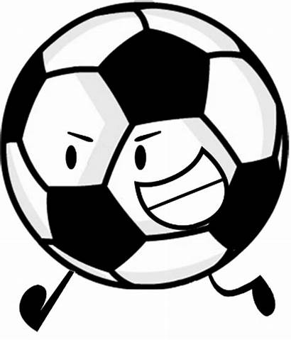 Ball Soccer Bfdi Object Wikia Overload Camp