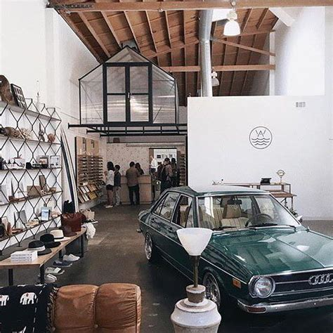 Alchemist coffee project, los angeles, california. Alchemy works, LA | Commercial interiors, Store interior, Bad parking