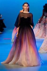 Couture Dresses Runway Fashion Tailor Made Dresses
