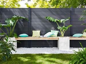 Aménager Son Balcon Pas Cher : amenager son jardin pas cher ~ Premium-room.com Idées de Décoration
