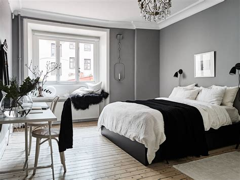 paredes grises  carpinteria blanca blog tienda