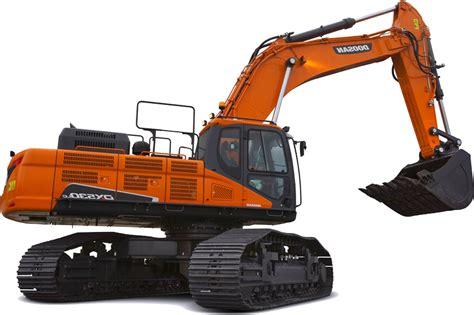 dxlc  doosan crawler excavator equipment hunt