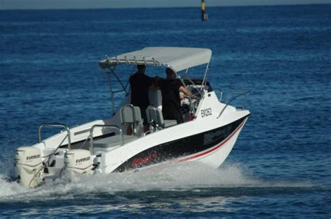 The Boat Review by Seacat 565fc Boat Reviews Boats
