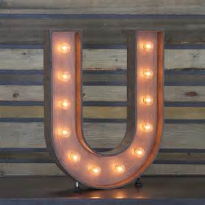 event furniture rentals edison marquee letter quot u quot town country event rentals