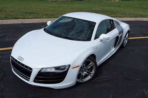 2011 Audi R8 V10 Twin-turbo!