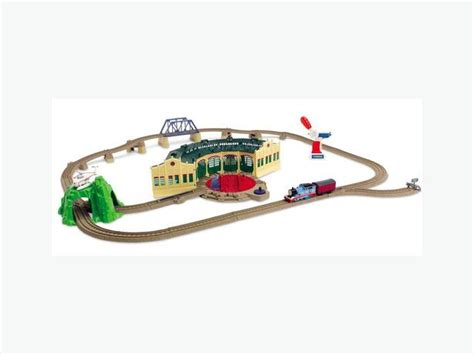 remote controlled thomas at tidmouth sheds used