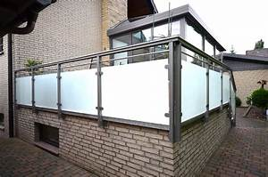 Balkongeländer Glas Anthrazit : balkone missel alu und glas ~ Michelbontemps.com Haus und Dekorationen