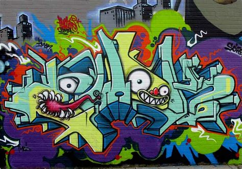 Graffiti Eric : Eric In Graffiti