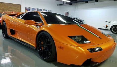 2001 Lamborghini Diablo Vt 6.0l