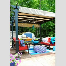 Creating An Outdoor Living Space  Jenna Burger