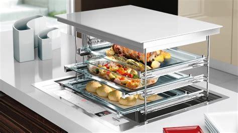 hidden oven  fulgor milano home appliances world