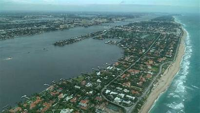 Palm Beach Florida West Aerial Daniel Case