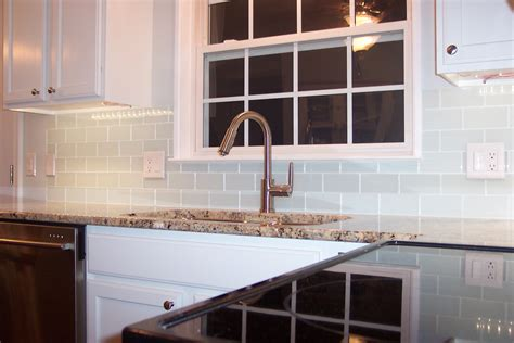 white glass subway tile kitchen backsplash glass subway tile projects before after pictures subway tile outlet