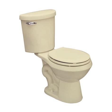 almond color toilet shop perfecta 1 6 gpf 6 06 lpf almond 2